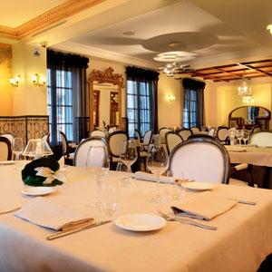 Salones del Restaurante