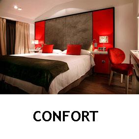 Habitaciones Confort