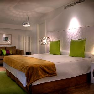 Hotel con jacuzzi