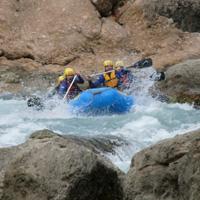 Rafting Sierra de Guara