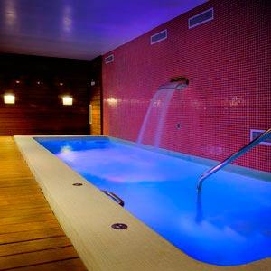 Hotel con spa privado