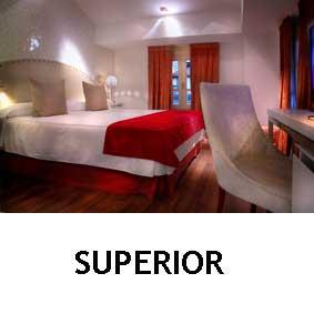 Habitaciones Superior