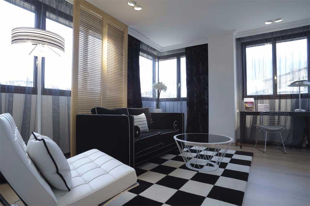 Suite de Lujo San Ramón con jacuzzi/bañera de hidromasaje redondo para parejas.
