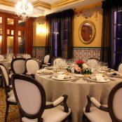 Bodas, detalle Salón 1 Restaurante San Ramón