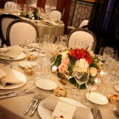Decoración boda en Restaurante San Ramón Barbastro