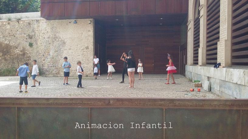 Comuniones barbastro animación infantil - Restaurante San Ramón