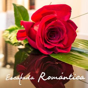 Escapada Romántica con cena enamorados
