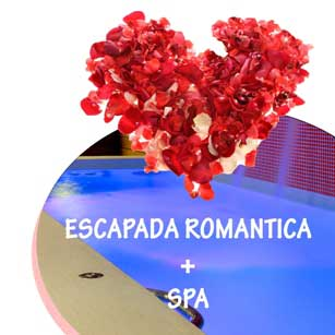 ROMANTIC GETAWAY WITH SPA (one or two nights)
