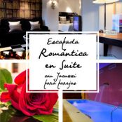Romantic Getaway suite with Jacuzzi for couples