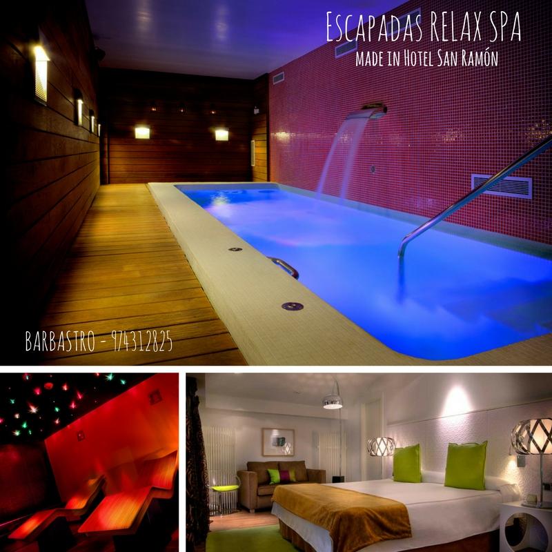 Escapadas Spa Relax Hotel San Ramón, perfectas para desconectar