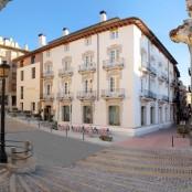 Hotel con encanto en Huesca
