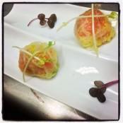 I Jornadas Gastronomicas del Restaurante San Ramón del Somontano: Maridaje del Caviar
