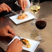 Tapa + vino D.O. Somontano