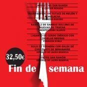 Muestra Gastrónomica San Ramón & Pirineos - Menú Degustación