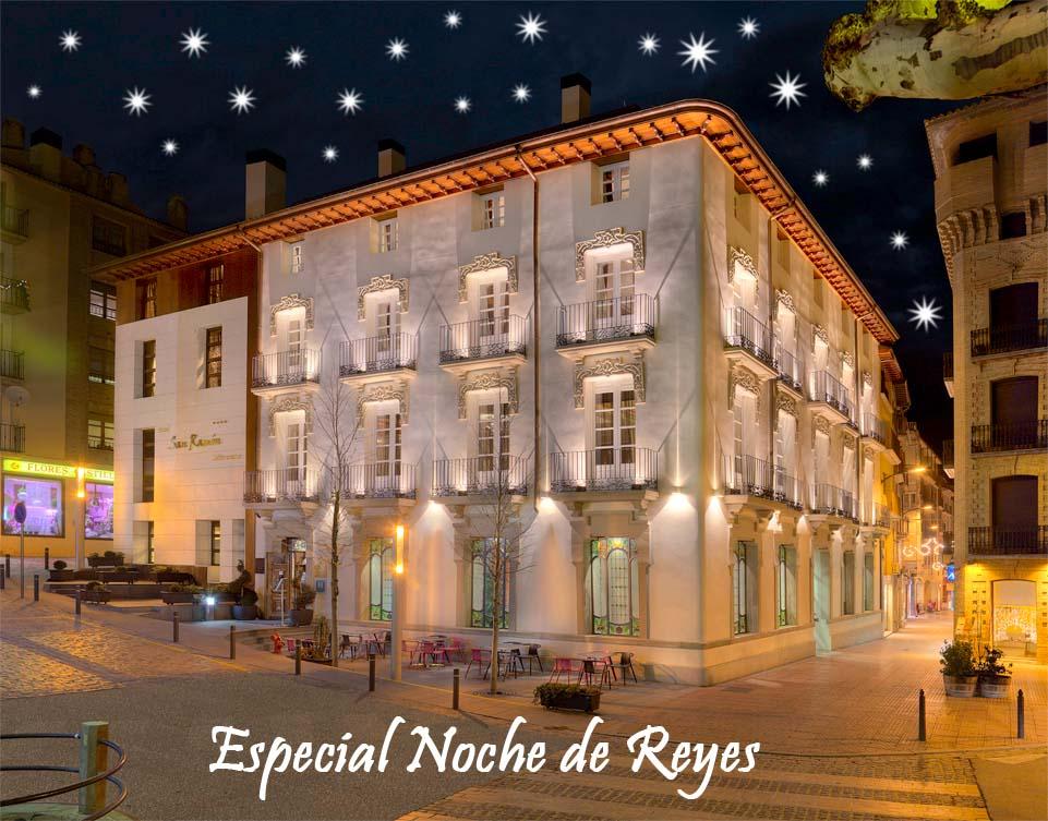 Vacaciones para Reyes en el Hotel San Ramón