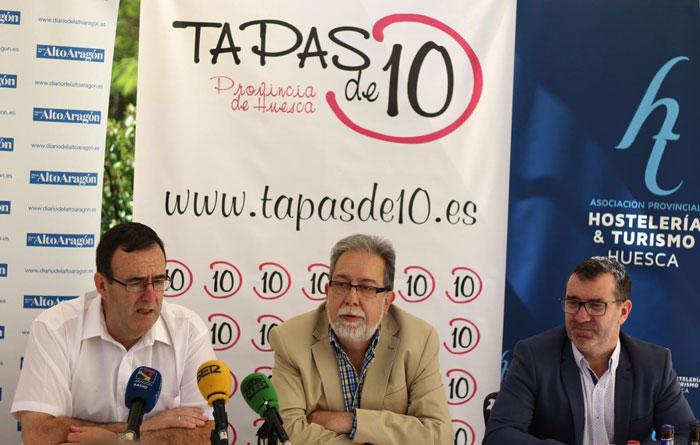 Concurso provincial #tapas de 10 Huesca #somosde10 4