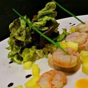 Primeros platos Restaurante San Ramon