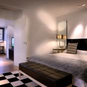Dormitorio de la Suite