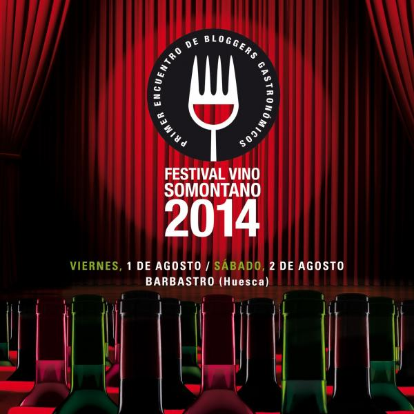 I Encuentro Bloggers Gastronómicos Festival Vino Somontano