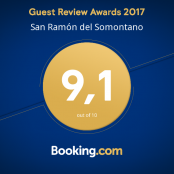 Hotel San Ramón Guest Review Award Booking en 2017