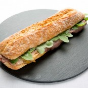 Amplia y variada Carta de Sugerencias de Cafetería con productos de temporada