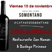 #catandosomontano 2017 San Ramón &  Bodega Pirineos