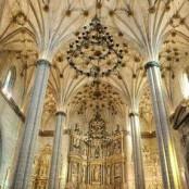 Detalle de la Catedral de Barbastro. Imagen extraida de Pinterest