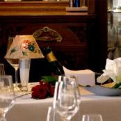 Romántica cena para dos