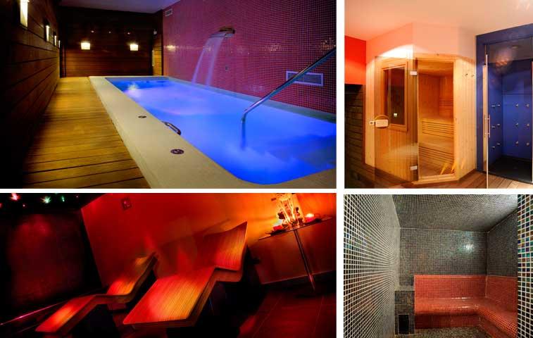 Escapada Relax con circuito de spa privado