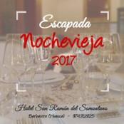 Escapada Nochevieja 2017 - 2018 Hotel Spa San Ramón en Barbastro (Huesca)