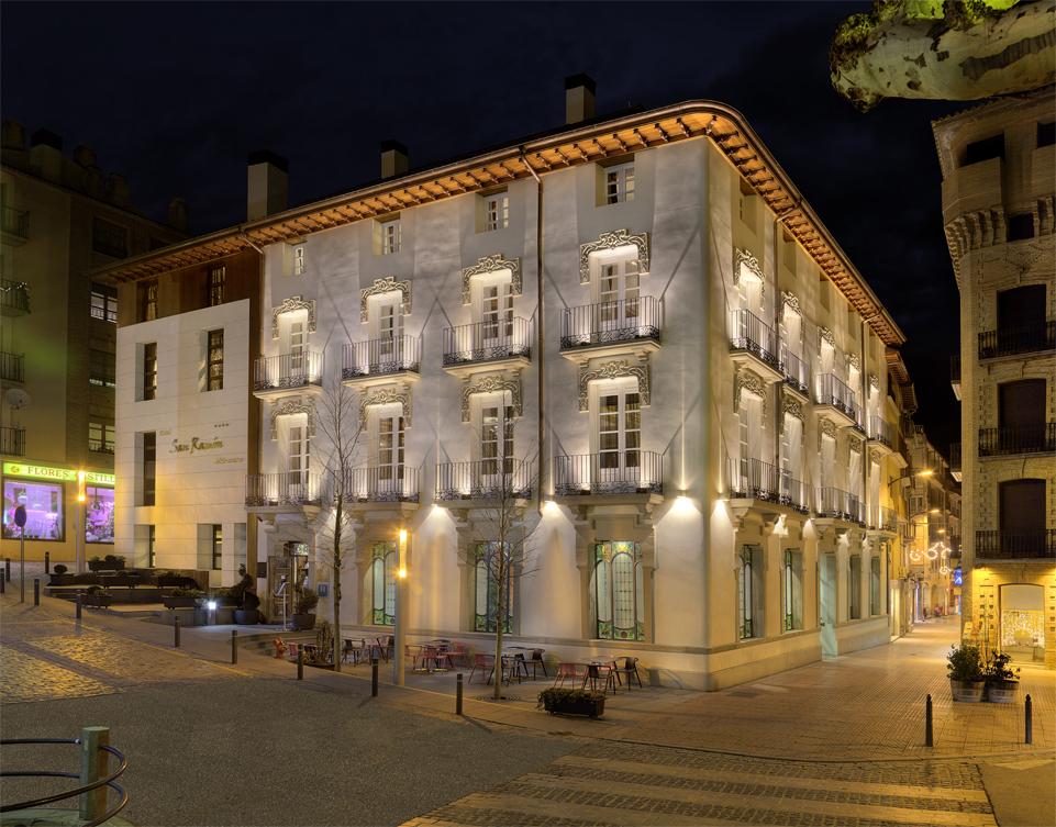 Spa Boutique Hôtel à Barbastro