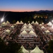 Festivales del Vino Somontano. Muestra gastrónomica