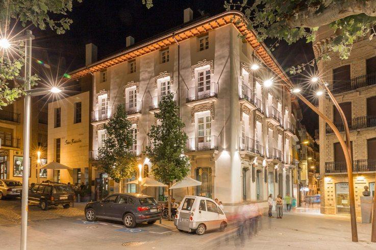Hotel Spa con encanto en Barbastro