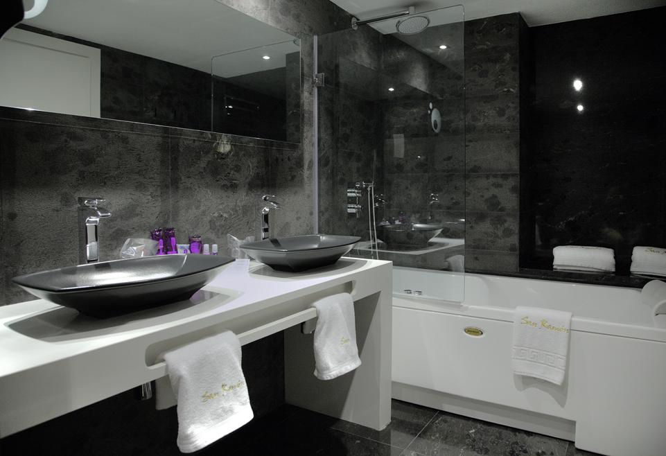 Tinas De Baño Romanticas:San Ramon Hotel