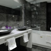 Baño Junior Suite con Jacuzzi