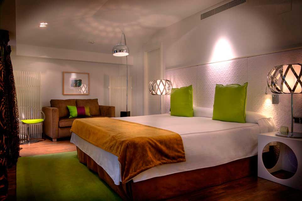 Chambres avec jacuzzi / bain tourbillon