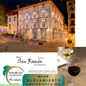 Special mention for Best Ecoturístico Accommodation