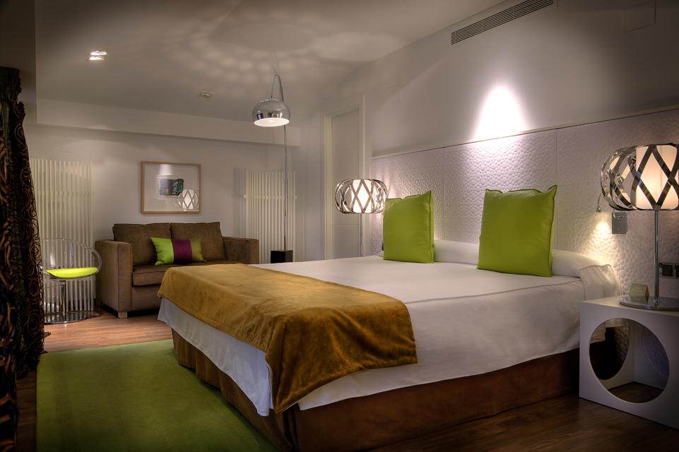 Oferta habitación jacuzzi