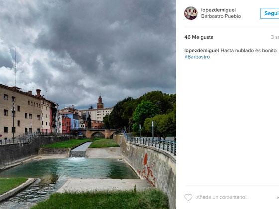 Lugares de Barbastro en instagram