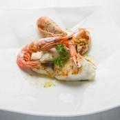 Platos restaurante san Ramon en Barbastro : Mariscos y pescados