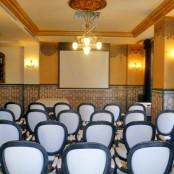 Alquiler de salones con videoproyector para presentaciones