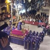 Semana Santa en Barbastro. PROCESIÓN DEL SANTO ENCUENTRO