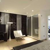 Suite de lujo San Ramón dormitorio