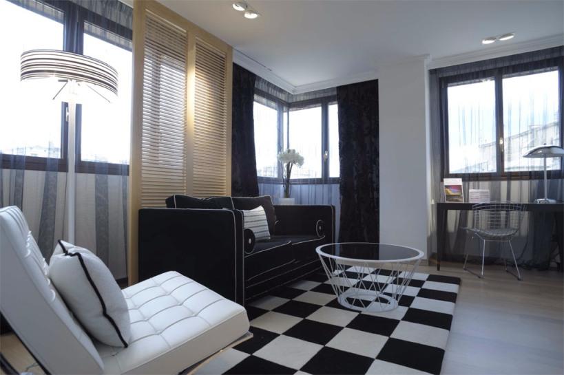 Suite de lujo San Ramón: Zona de Sofas