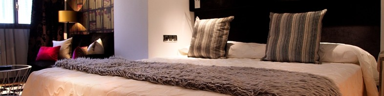 Románticas habitaciones y Suites
