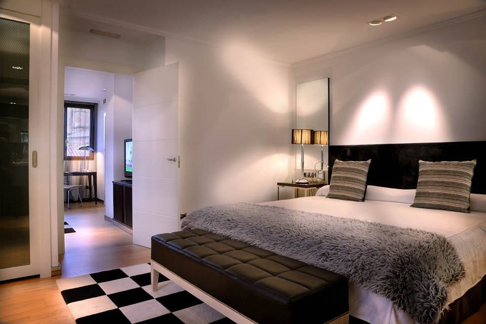 Suite de lujo San Ramón: Dormitorio