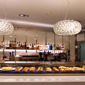 Tapas cafetería Hotel San Ramón